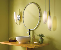 Pendant lights for bathroom vanity lighting