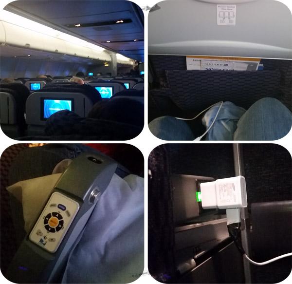 Voando United Airlines Para Texas (IAH E AUS) E California