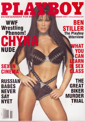 Female Wrestling Star Posed Nude For Magazine