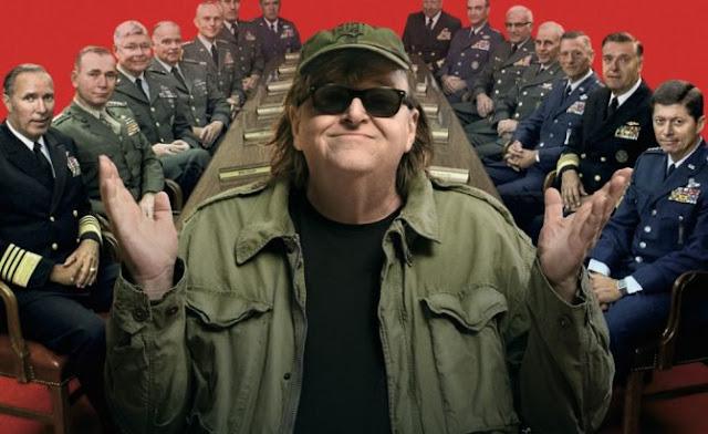 """""""¿Qué invadimos ahora?"""", un documental de Michael Moore"""