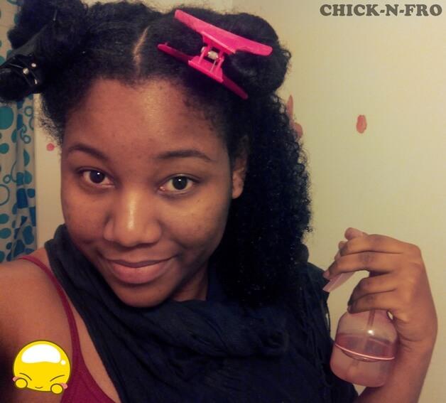 Laver ses cheveux afro avec des poudres