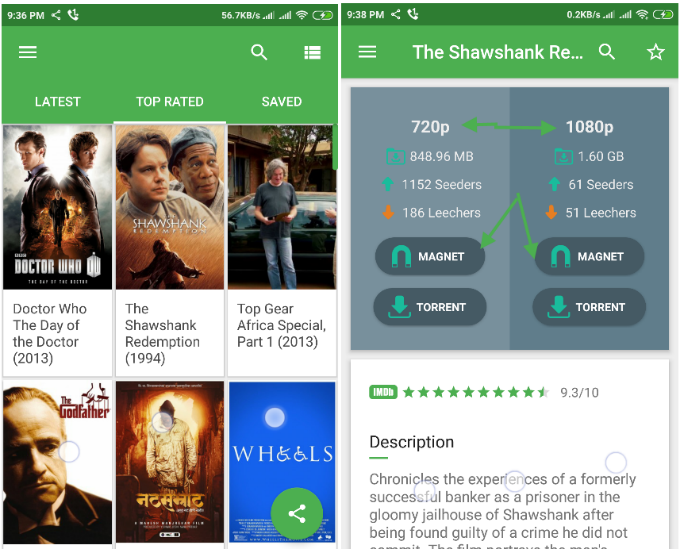 YIFY Movies Best Movie Torrent