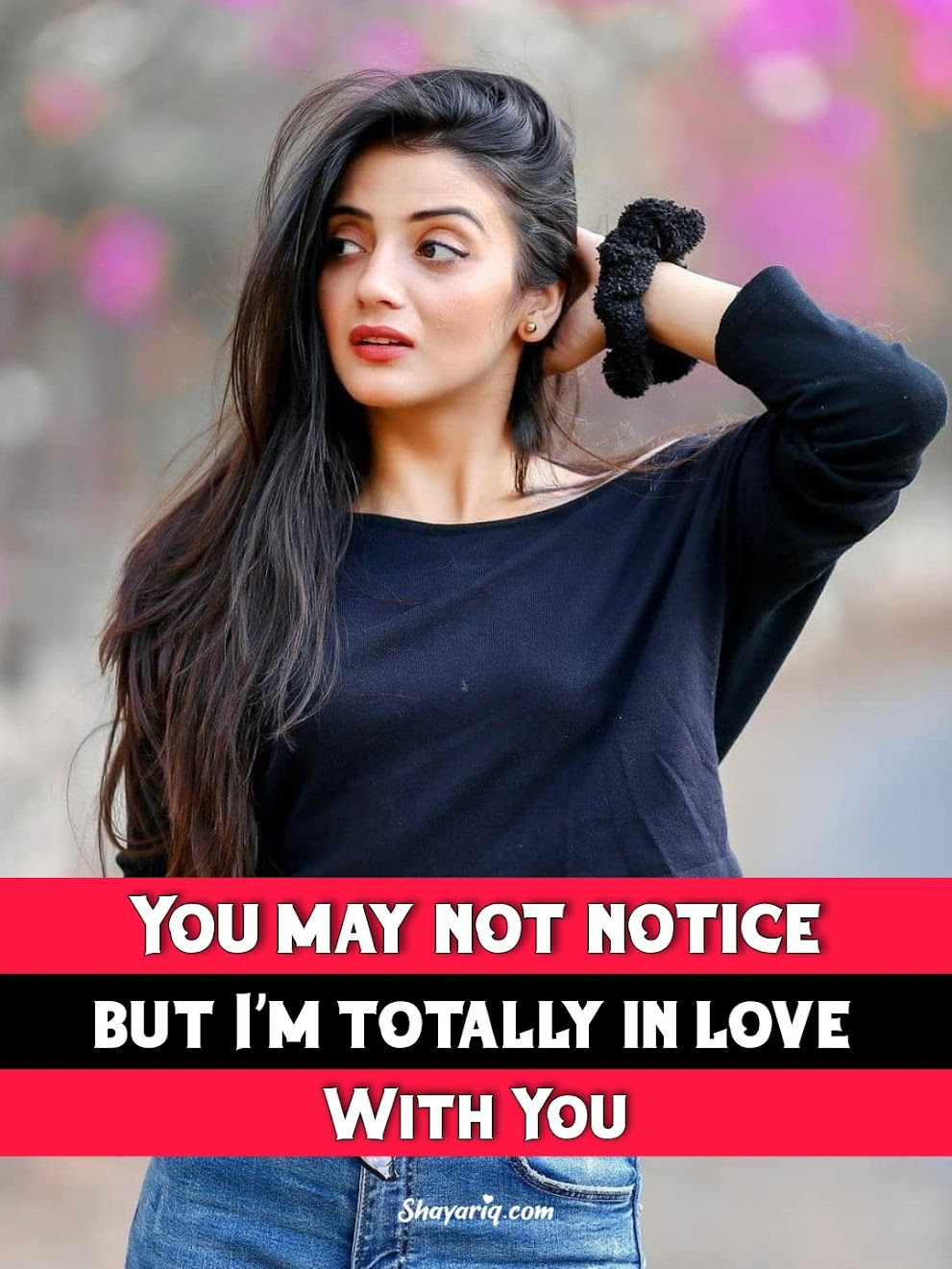 Love With You - Love Quotes Short