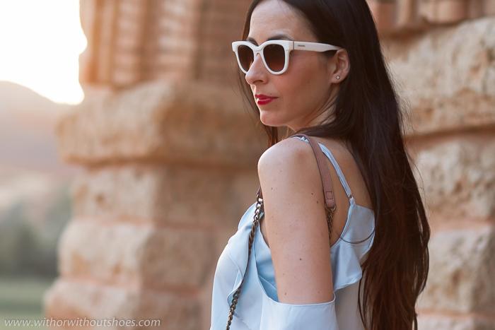 Blogger influencer de moda de Valencia con ideas para vestir guapa y comoda