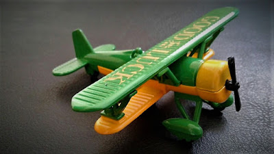 A volta para casa poderia ser de avião?