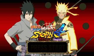 Naruto Shippuden Ultimate Ninja Storm 4 OS DIGITAL v1.4 Apk