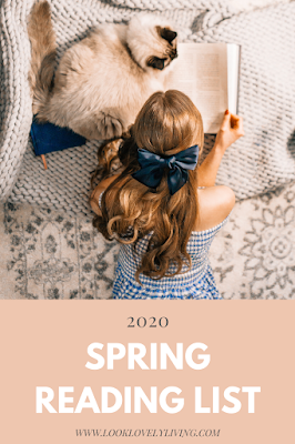 New spring book releases