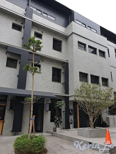 東旅湯宿溫泉飯店-風華漾館外觀