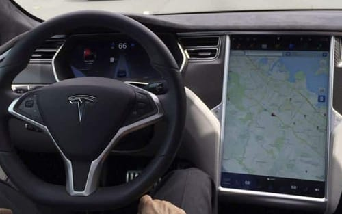 Tesla offers full self-driving on a monthly subscription