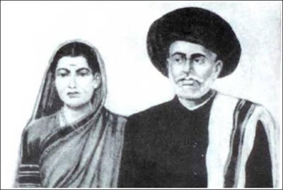 Savitribai and Jyotiba Phule