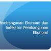 11 Indikator Pembangunan Ekonomi Suatu Negara - Ilmu Ekonomi