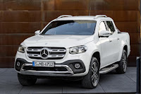 Mercedes-Benz X-Class Power (2018) Front Side 2