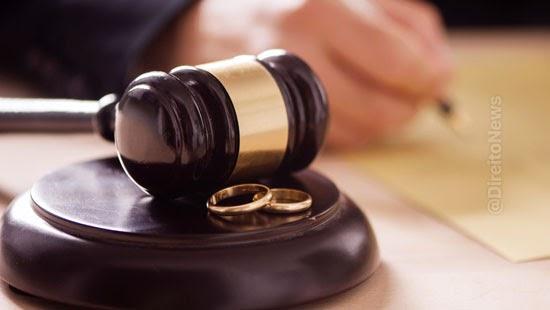 tribunal justica decreta divorcio morte marido