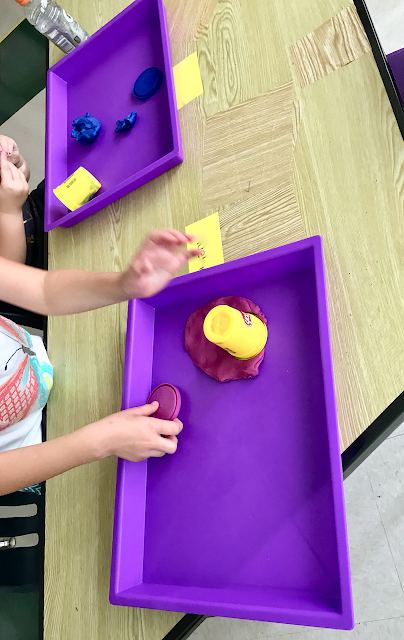 trays for play doh