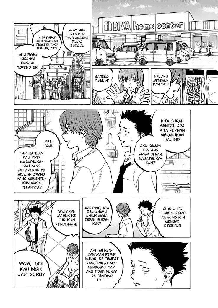 Koe no Katachi Chapter 34-13