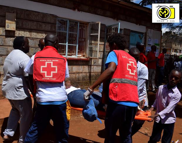 Kenya Red Cross - Year of Clean Water