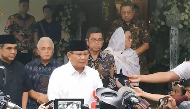 BPN Respons Kekecewaan SBY: Prabowo Tak Bermaksud Politisasi Bu Ani
