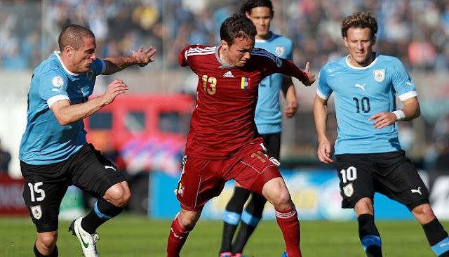Uruguay vs Venezuela en vivo Copa America Centenario