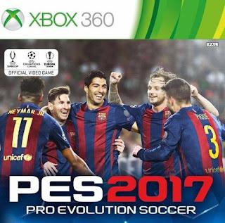 Pro Evolution Soccer 2017 PAL XBOX 360 - COMPLEX