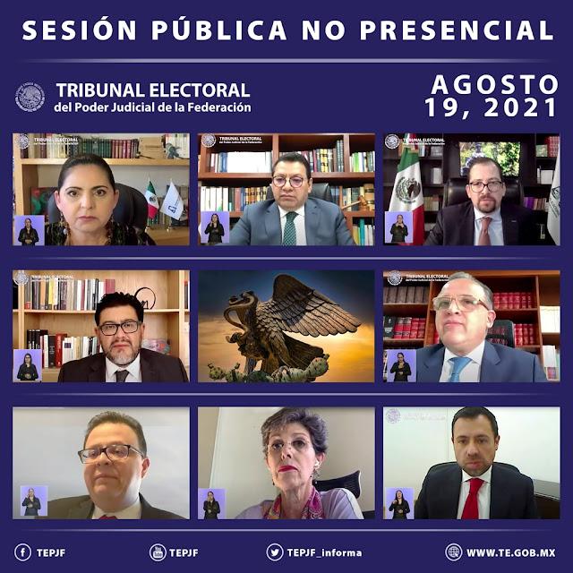 TEPJF confirma sanción del INE al PVEM por 40.9 MDP por uso de influencers