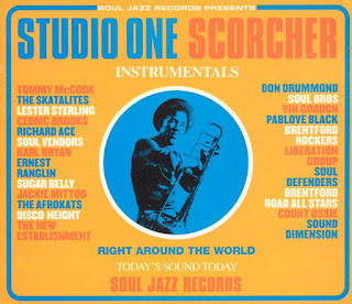 2002 - Studio One Scorcher - Instrumentals