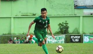 Erwin Ramdani PSMS vs Persib