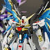 Painted Build: DM 1/100 Destiny Gundam (Strike Freedom Colors)