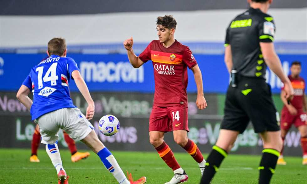 ملخص واهداف مباراة روما وسامبدوريا (0-2) الدوري الايطالي