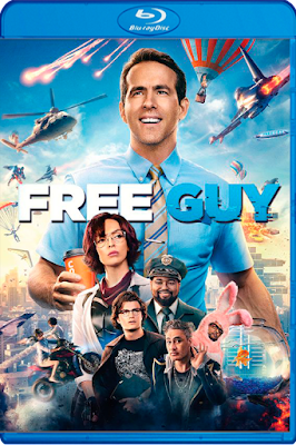Free Guy [2021] [BD25] [Latino] [Menú Editado]