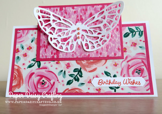 Springtime Impressions from Stampin' Up!