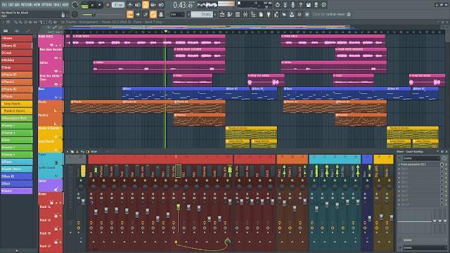 Imagem FL Studio v20.7