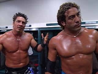 WCW Greed 2001 - Chuck Palumbo & Sean O'Haire