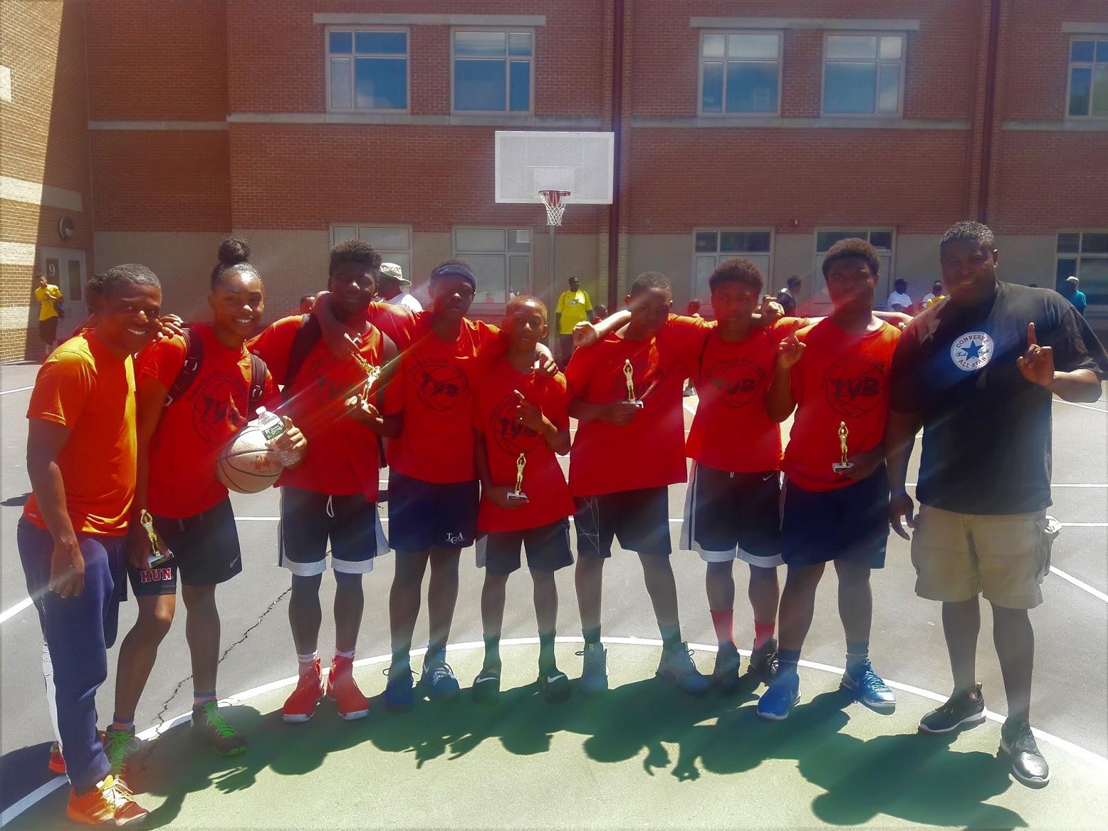 Basketball Spotlight News Trenton Youth Basketball Summer League