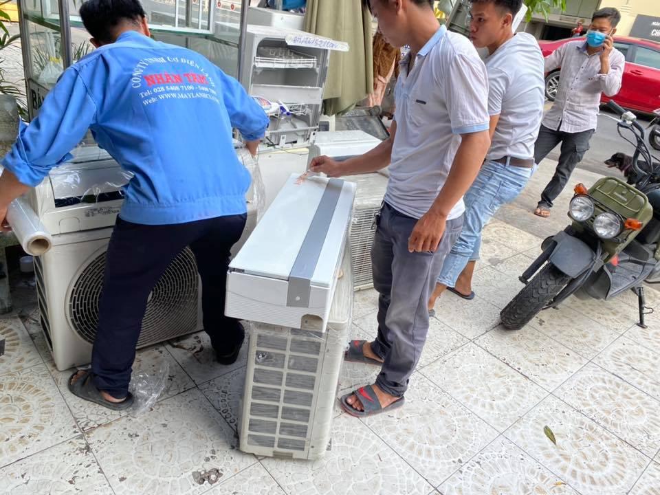 Nơi cung cấp máy lạnh cũ Daikin uy tín, chất lượng - 284219
