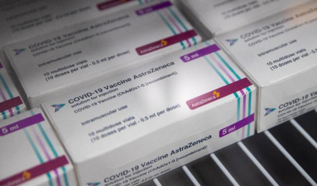 RN recebe doses da vacina de Oxford neste domingo