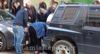 Λαμία: Γιατί ούρλιαζε το ασθενοφόρο με τη συνοδεία αστυνομίας;