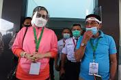 CEP-SSL Selesai Tes Kesehatan Hari Kedua di RSUP Prof Kandow
