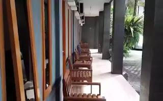 Kamar hotel 1 bed