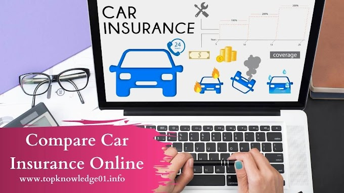 Compare Car Insurance Online - No Paperwork Required