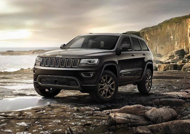 Richiami: 2014-2017 Jeep Cherokee - Problema alla Power Transfer Unit