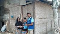 LPDI Cabang Bireuen Bagikan Paket Lebaran Untuk Anak Yatim Piatu dan Dhuafa