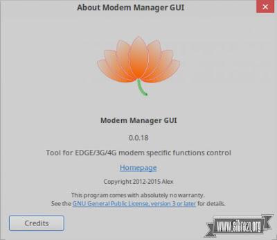 Cara Install Semua Modem di Ubuntu