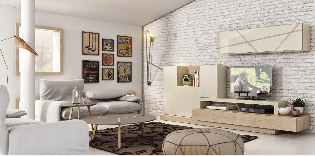 Salones modernos Muebles Lara Muebles de salón y aparadores - muebles de pared