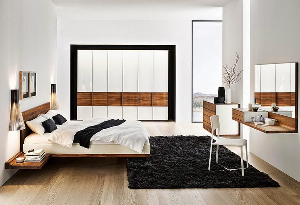 design de quartos classico e moderno