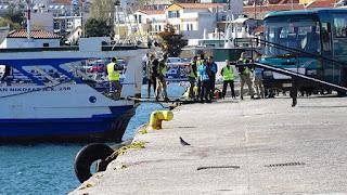 1000 μετανάστες ευάλωτων ομάδων θα μετακινηθούν από τα νησιά του Β. Αιγαίου με ειδικό δρομολόγιο του πλοίου «Νήσος Σάμος»