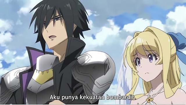 Shinchou Yuusha: Kono Yuusha ga Ore Tueee Kuse ni Shinchou Sugiru (Episode 04) Subtitle Indonesia