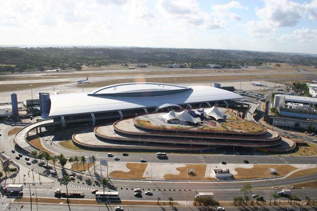 Aeroporto do Recife tem aumento de 14% na malha aérea de janeiro