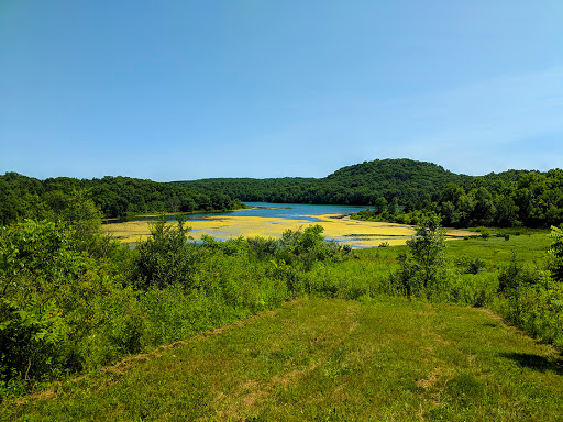 Twin Valley Lake from the Old Orchard Trail
