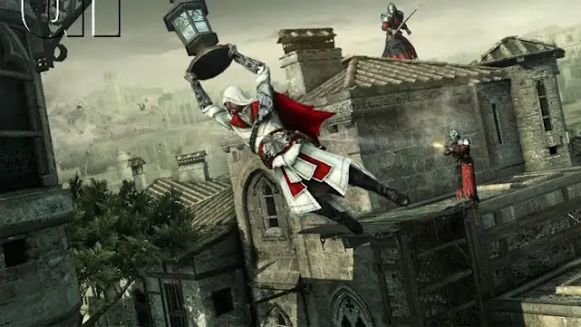 لعبة ASSASSIN CREED BROTHERHOOD