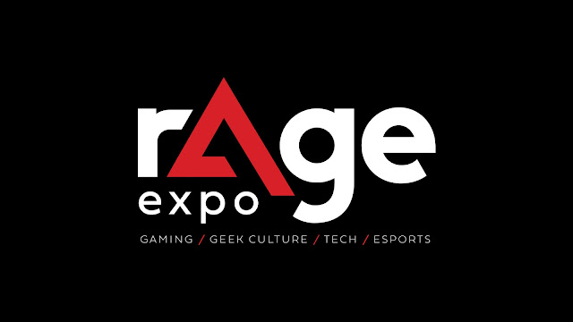 @rAgeExpo - Ramped up With A New Look And Feel And More Game Than Ever Before #comeandplay #rAgeExpo2019